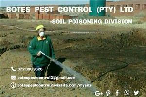 Vereeniging-Kopanong Soil Poisoning Services - 072 390 9626