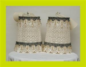 Pair of Moroccan Style Pendant Lights - SKU 94