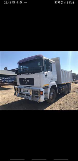 Man Tipper Truck For Sale