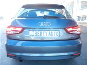 2016 Audi A1 Sportback A1 SPORTBACK 1.4T FSi AMB S TRON