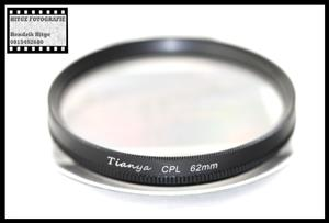 62mm - Tianya Circular Polarized Filter