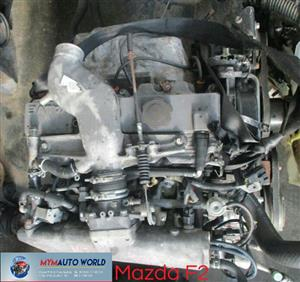 Imported used F2 12V engine Complete