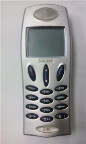 Siemens S40 Cellphone