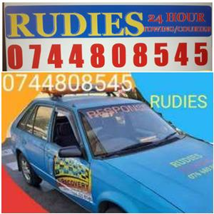 RUDIES COURIERS & TOWING