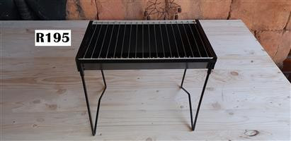 Portable Mini Braai (445x275x365)
