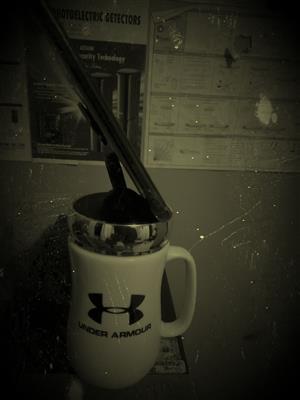 Amazing ceramic mug