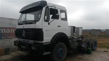 Water truck new 18000L tank power star 2625