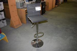 Adjustable steel bar chair for sale