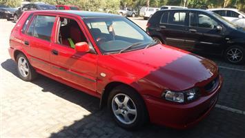 2000 Toyota Tazz 130 Sport