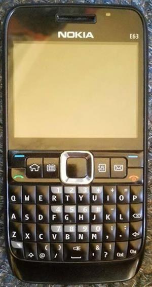 Nokia E63 for sale