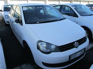 2012 VW Polo Vivo 5 door 1.4 Trendline