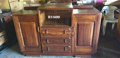 Vintage Art Deco Buffet (1500x515x1010)