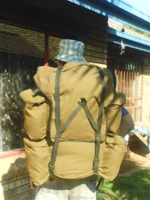 Hicking bags / backpacks