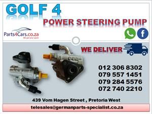 GOLF 4 NEW POWER STEERING PUMP FOR SALE