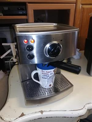 AEG Coffee machine for sale