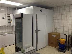 *Cold and Freezer Rooms for Sale*