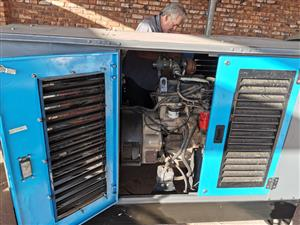 85 Kva John Deere Generator