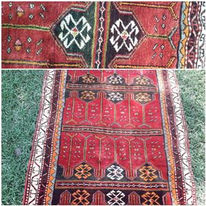 New handmade imported rug for sale
