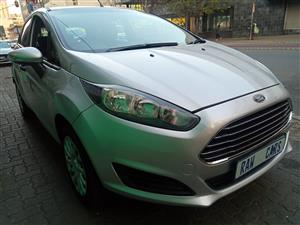 2013 Ford Fiesta 1.4 5 door Ambiente