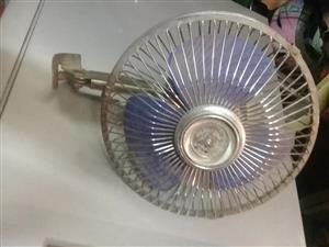 Old desk fan for sale