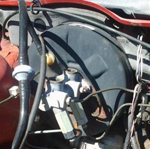 Daewoo Cielo 97-07 Brake Booster