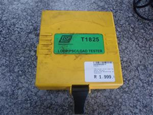 Top Tronic T1825 Loop/PSC/Load Tester