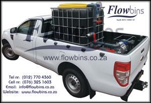 Gauteng: 1000L Honey Sucker / Sewerage Water Units - Bakkie Skids / Trailers from R13790