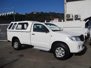 2012 Toyota Hilux 2.5D 4D SRX