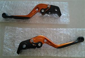 KTM 1290 SUPERDUKE R shorty adjustable lever set