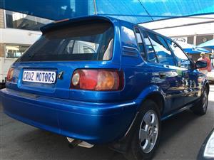 2003 Toyota Tazz 130