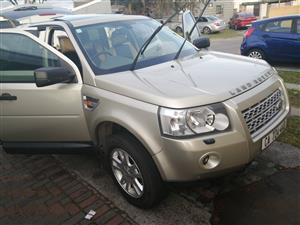 2009 Land Rover Freelander 2 SD4 XS Limited Edition