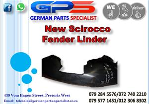 New VW Scirocco Fender Liner for Sale