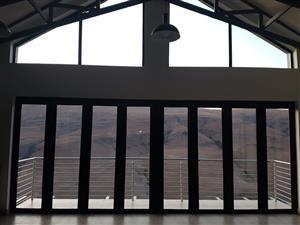 aluminium sliding folding doors