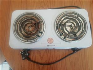 Sansui double spiral hotplate.