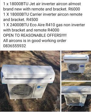 Inverter Aircons