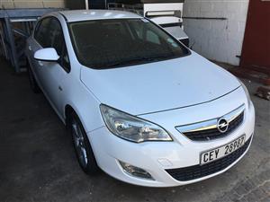 2011 Opel Astra sedan 1.4 Turbo Enjoy