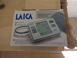 LAICA BLOOD PRESSURE machine as NEW Condition