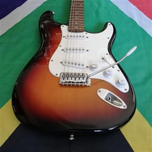 SALE or TRADE: Squier Affinity Strat Electric Guitar