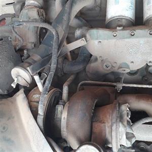 detroid diesel series 50 engin