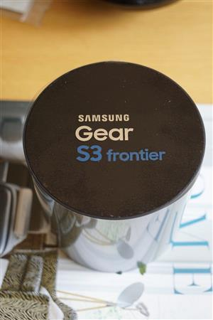 Samsung Gear S3 Frontier Bluetooth Smart Watch