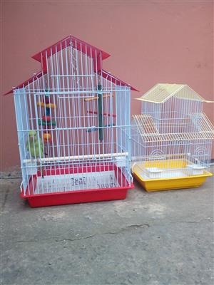 Brand new bird cages for sale , if interested contact me for more picz and prices . Pls no time wasters .0725966667