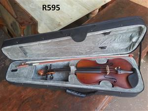 Sanchez by Jinyin Student Grade Violin (600mm long)