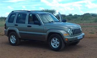 2007 Jeep Cherokee 2.8CRD Limited