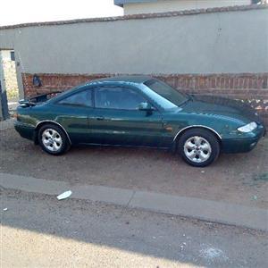 1998 Mazda 6