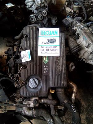 LANDROVER 2.4 DIESEL ENGINES FOR SALE