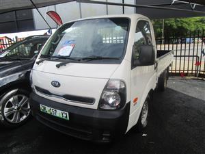 2014 Kia K2700/K2500