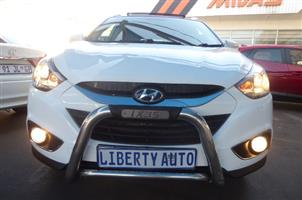 2014 Hyundai ix35 2.0 Elite Special Edition