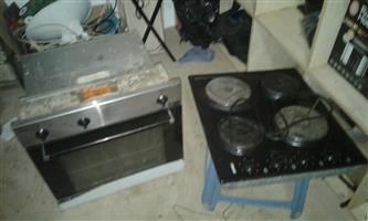 Hub and oven