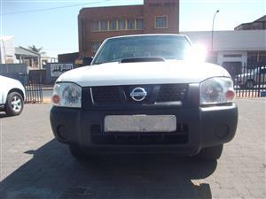 2011 Nissan NP300 Hardbody 2.5TDi (aircon)