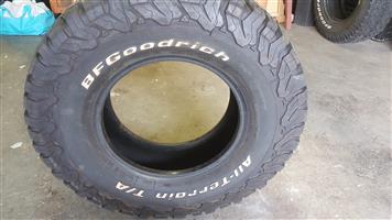 BFGoodrich tyre